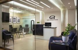 Oficinas Grullón Rodríguez Services SRL.